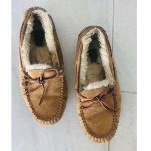 Ugg Moccasin Style Slippers